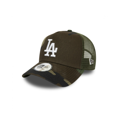 NEW ERA LA Dodgers Essential Unisex Trucker - Camo (12285541)
