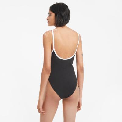 PUMA Classics Sleeveless Women Bodysuit - Black (599581-01)