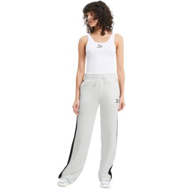 PUMA Classics Wide Leg Pants - White (598854-02)