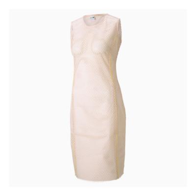 PUMA Evide Γυναικείο Φόρεμα Τρυπητό Ρόζ (599726-27)