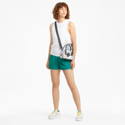 PUMA Evide Σορτσάκι Γυναικείο Πράσινο (599775-61)