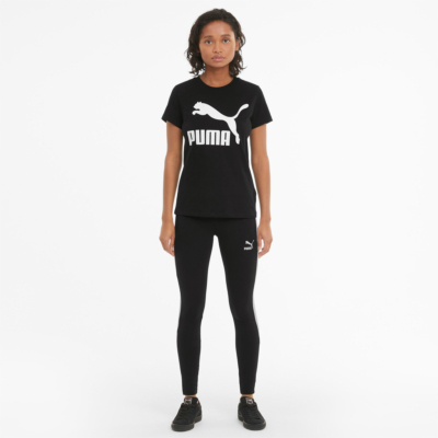PUMA Iconic T7 Mid Rise Women Legging - Black