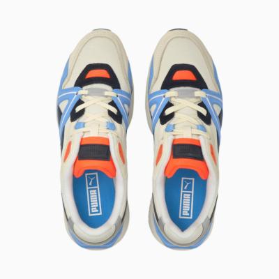 PUMA Mirage Mox Αθλητικά Παπούτσια Ανδρικά - Eggnog/ Fiery Coral (375167-02)