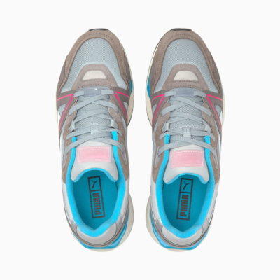 PUMA Mirage Mox Αθλητικά Παπούτσια Steel Gray/ Eggnog (375167-01)
