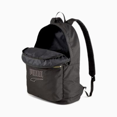 Puma Prime Classics Τσαντα Πλάτης - Black (077399-01)