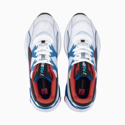 PUMA RS-2K Internet Exploring Men Sneakers - White/ Lapis Blue (373309-04)