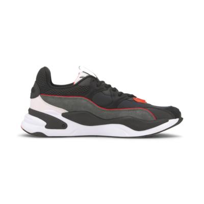 PUMA RS-2K Messaging Αθλητικά Παπούτσια Μαυρο Γκρι  (372975-06)