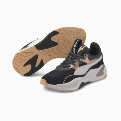 PUMA RS-2K Soft Metal Wn's Sneakers - Black/ Ebony (374666-02)