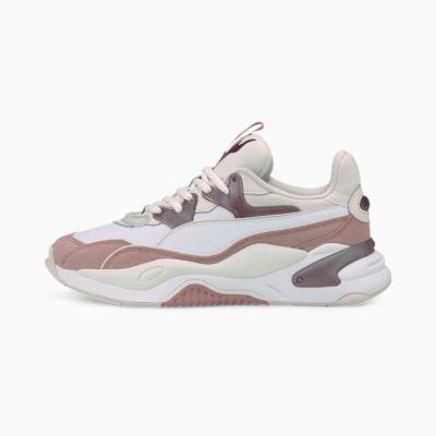 PUMA RS-2K Soft Metal Women Sneakers - Vaporous Gray/ Misty Rose (374666-01)