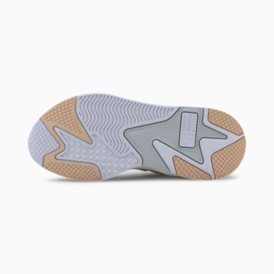 PUMA RS-X Reinvent Women Sneakers - White/ Natural Vachetta (sole)