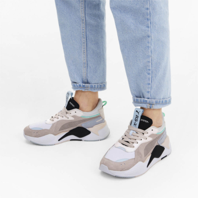 PUMA RS-X Reinvent Women Trainers - Rosewater/ Plein Air (371008-04)