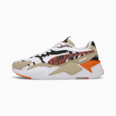 PUMA RS-X³ WildCats Women Sneakers - Pale Khaki/ White (373953-01)