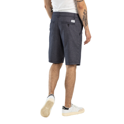REELL Flex Grip Chino Men Short - Superior Navy (RLJ20-501)