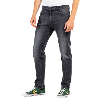 REELL Jeans Barfly Straight - Black Wash (RLJ19505)