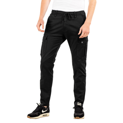 REELL Reflex Easy Cargo Pants - Black (RLJ19515)