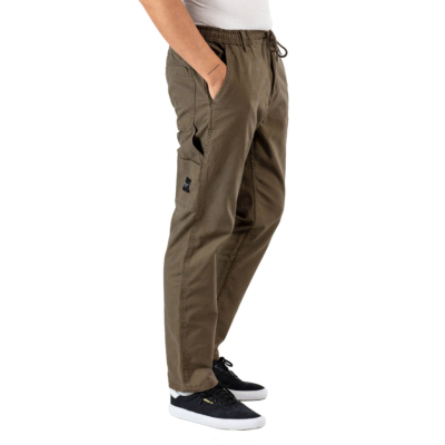 REELL Reflex Worker Pants Canvas - Clay Olive