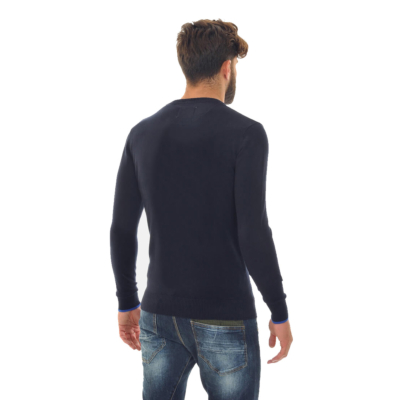 Smithy's Crew Men Knit - Navy (SMS-15303)