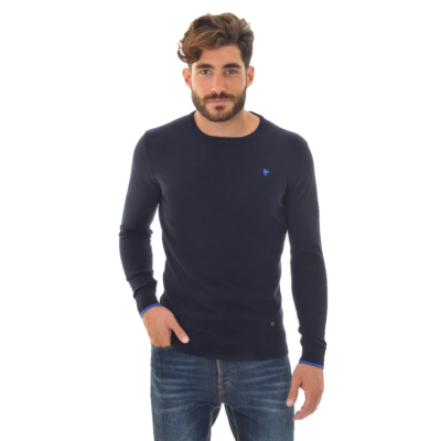Smithy's Crew Men Knit - Navy