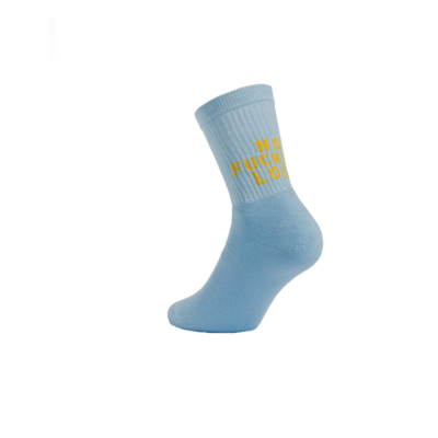 SOCK ING Κάλτσες No F Logo - Baby Blue (S20118-10)