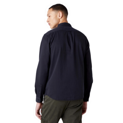 WRANGLER Two Pocket Flap Shirt - Dark Navy (W5A5MZXAE)