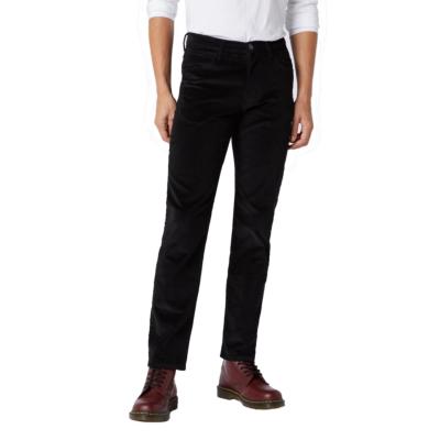 WRANGLER Arizona Cord Trousers Regular - Black (W12OEC100)