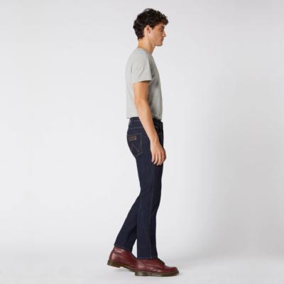 WRANGLER Arizona Men Jeans Regular - Rinsewash (W12OXG023)