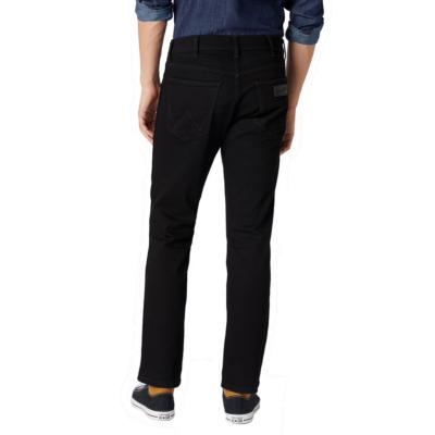 WRANGLER Greensboro Men Jeans - Black Valley (W15Q-HP-19A)