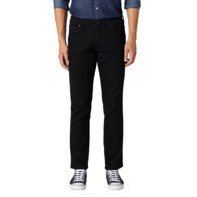 WRANGLER Greensboro Jeans Regular - Black Valley (W15Q-HP-19A)