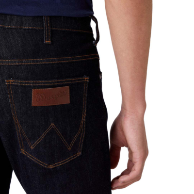WRANGLER Larston Jeans - Dark Rinse (W18S-P6-90A)