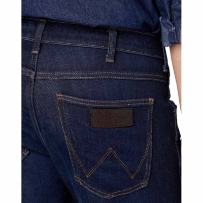 WRANGLER Larston Jeans Slim Tapered - Smooth Run (detail)