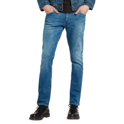 WRANGLER Larston Jeans Slim Tapered - Far Green (W18S-99-029)