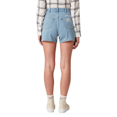 WRANGLER Mom Jean Shorts - Honolulu (W22D-WP-76Q)