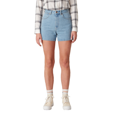 WRANGLER Mom Denim Shorts - Honolulu (W22D-WP-76Q)