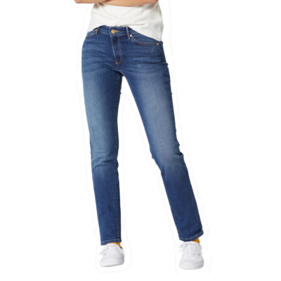 WRANGLER Slim Women Jeans - Authentic Blue (W28L-X7-85U)