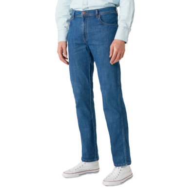 WRANGLER Texas Jeans Straight - Stone Lite (W121Q148Q)