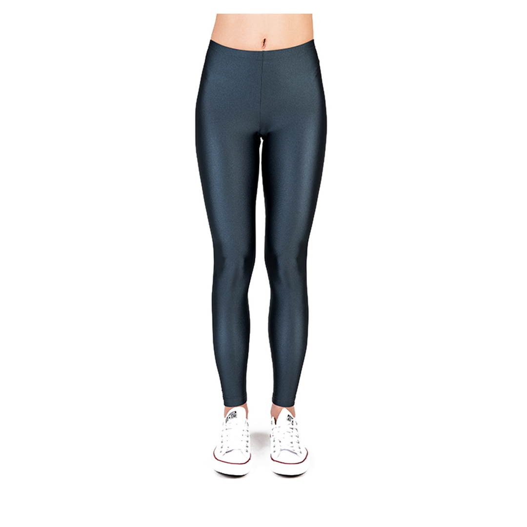 PCP Leggings Jacqueline - Coal Shiny