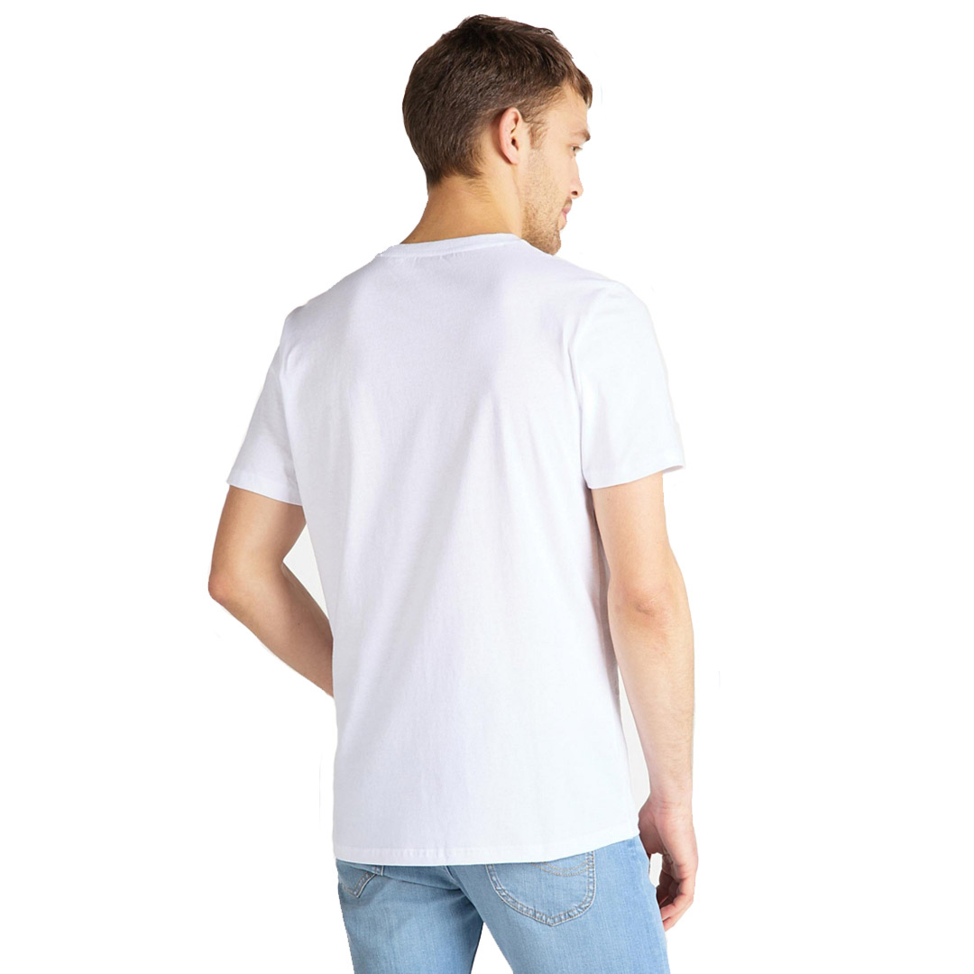 LEE Botanical Print T-Shirt - Black (L61I-FE-01)