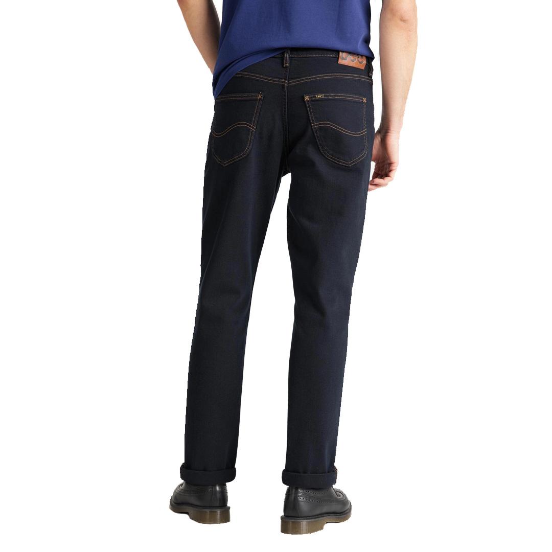 LEE Brooklyn Jeans Straight Men - Blue Black (L45271HH)