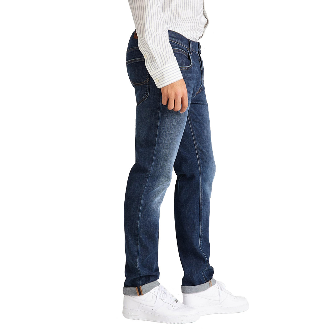 LEE Daren Τζιν Ανδρικό Παντελόνι - Intense Blue (L706-JX-GI)