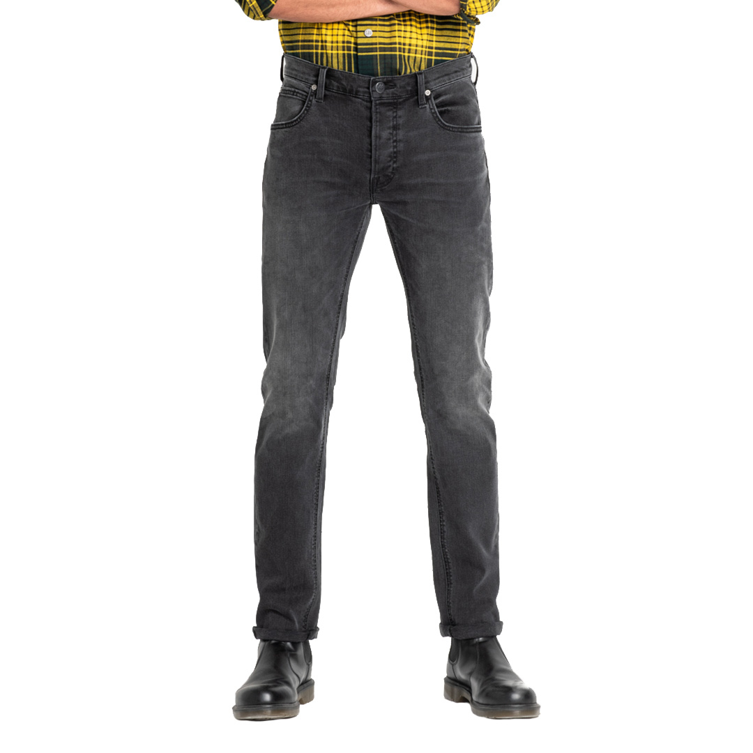 LEE Daren Jeans Regular Fit - Moto Grey (L706-IZ-HG)