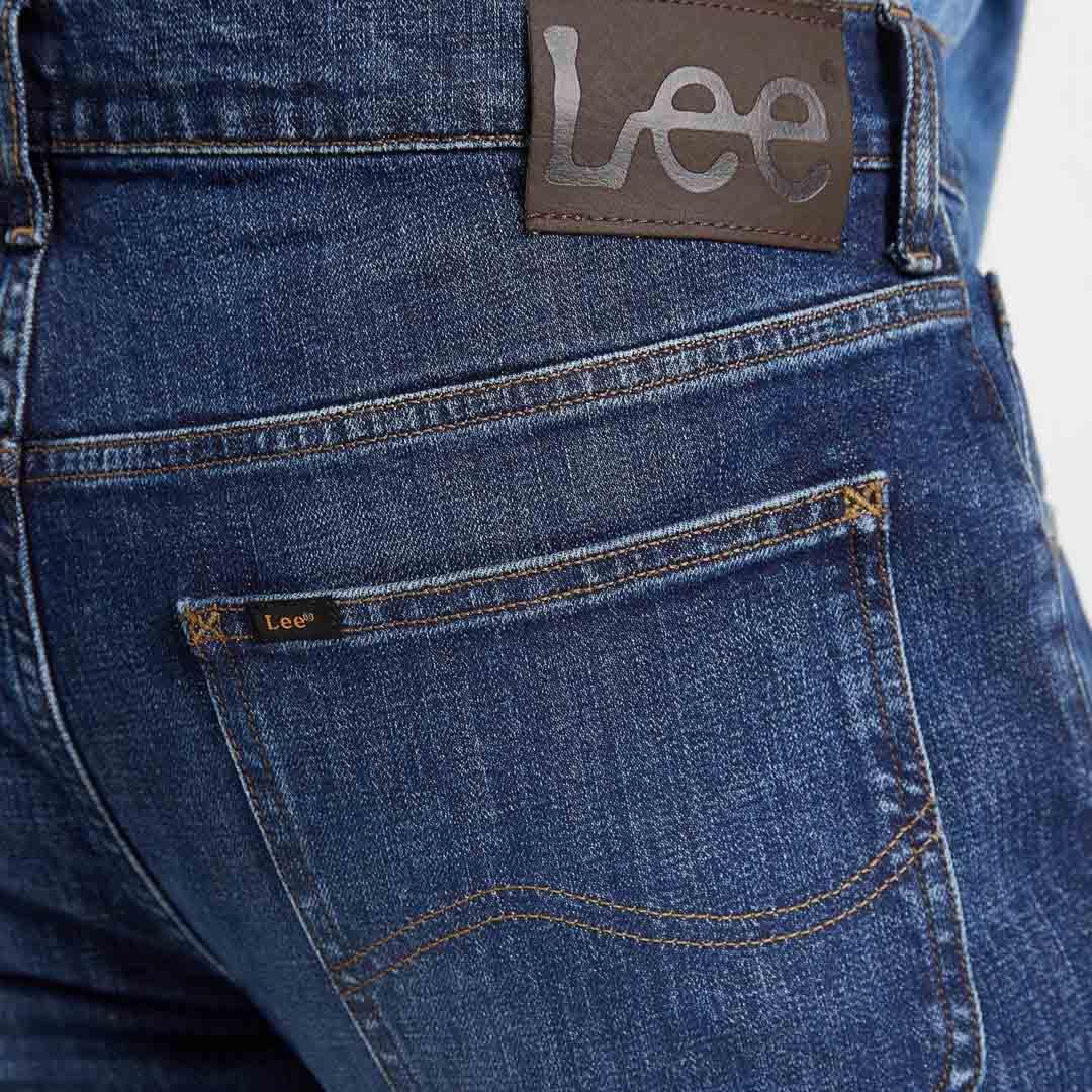 LEE Daren Zip Jeans Men Straight - Mid Foam (pocket)