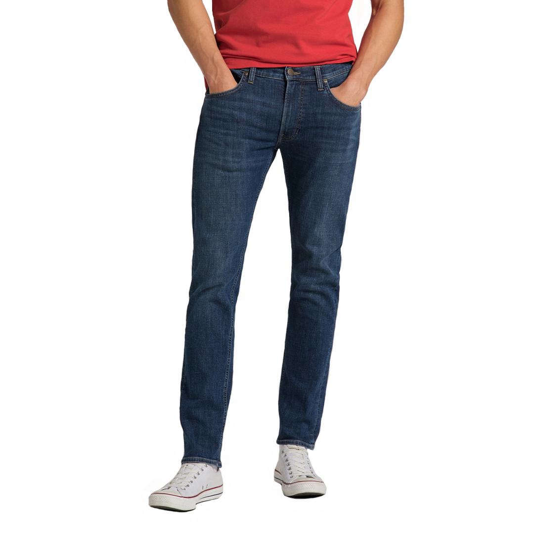 LEE Daren Zip Jeans Straight - Clean Cody (L707NLWI)