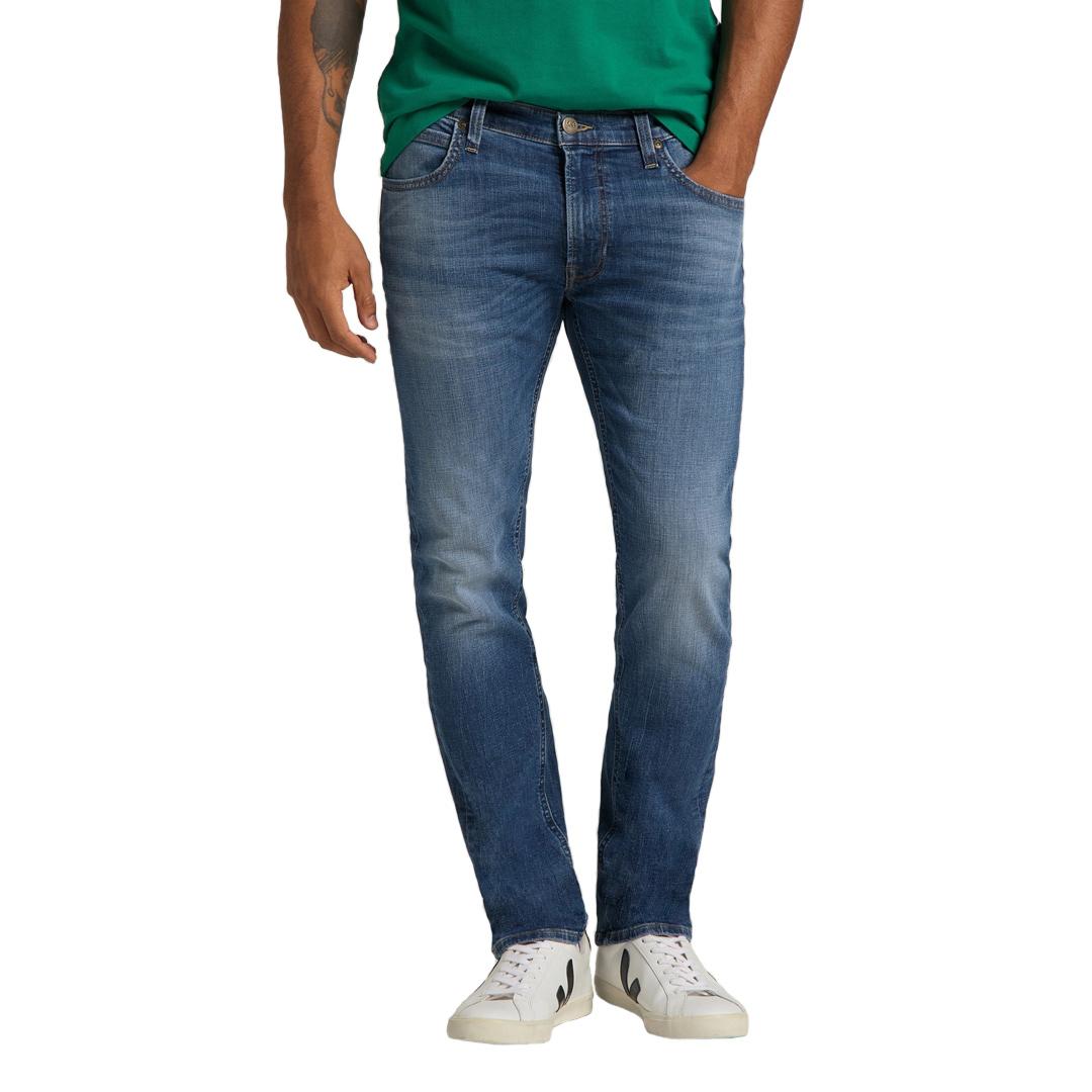 LEE Daren Zip Jeans - Mid Visual Cody (L707NLQN)