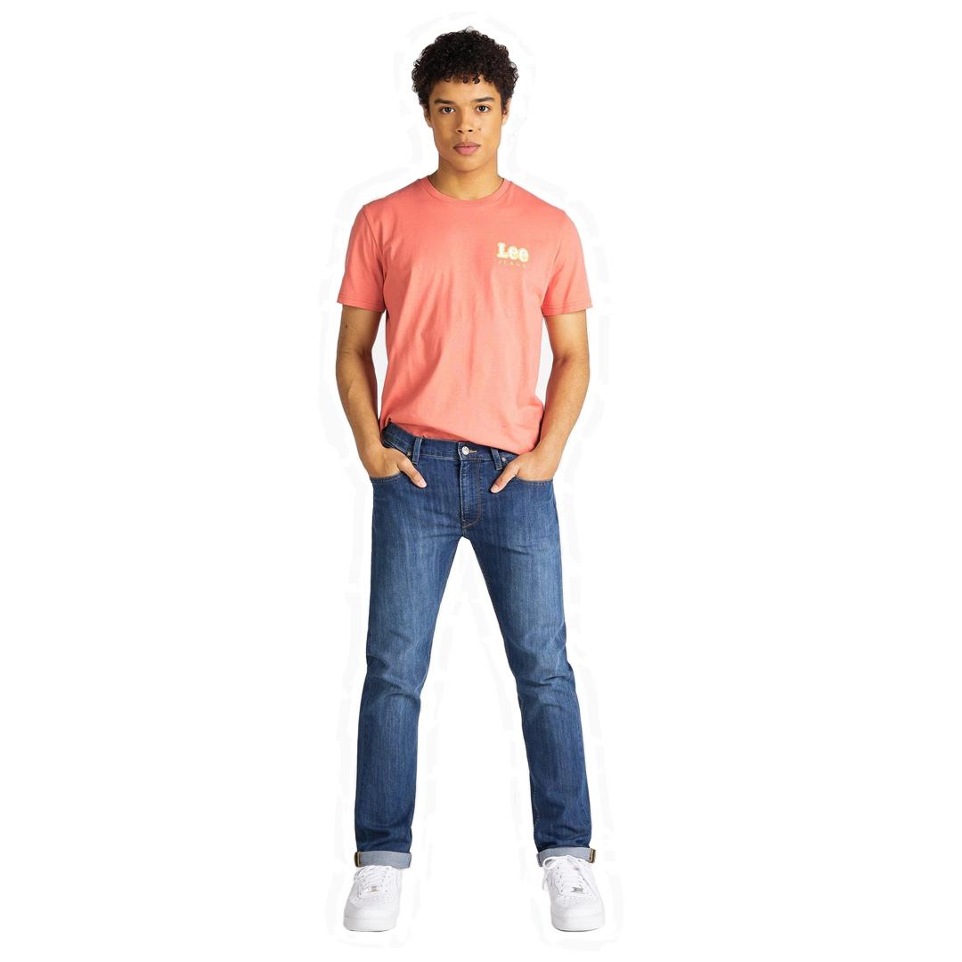 LEE Daren Zip Jeans Men Straight - True Blue (L707-AC-HJ)