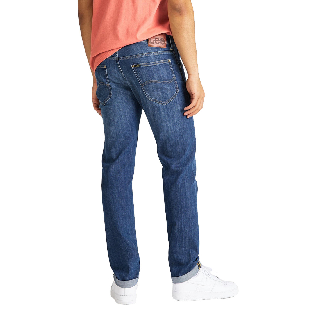 LEE Daren Zip Jeans - True Blue (L707-AC-HJ)