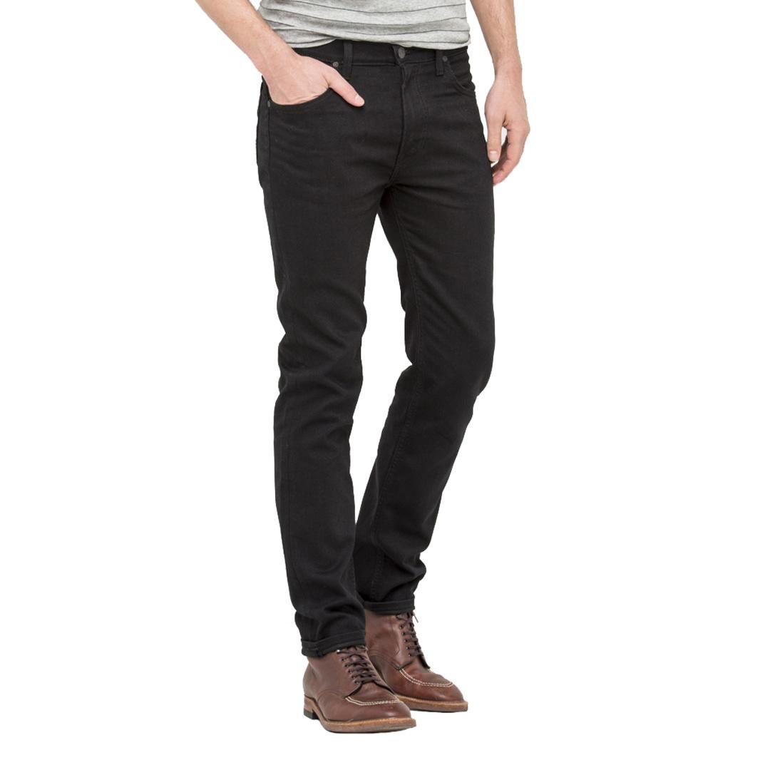 LEE Jeans Rider - Black Rinse (L701-YC-47)
