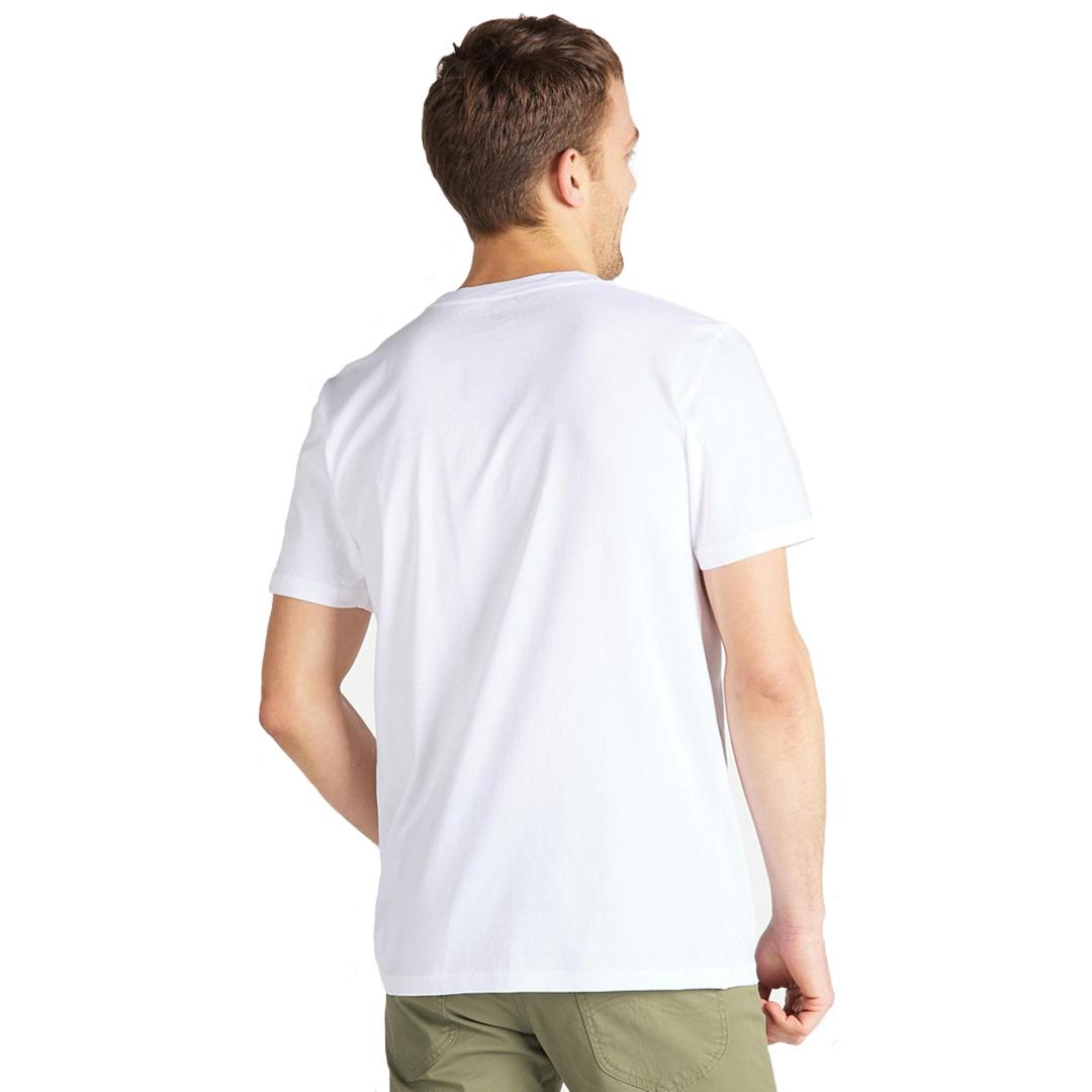 LEE Jeans T-Shirt - Bright White (L65L-FE-LJ)