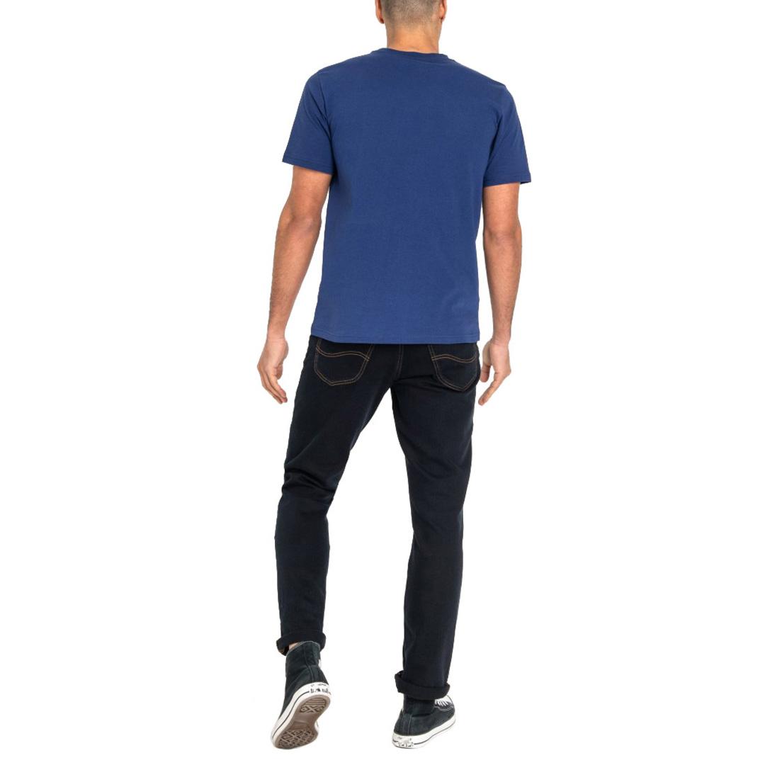 LEE Logo Ανδρικό Μπλουζάκι - BluePrint (L60U-FE-LH)