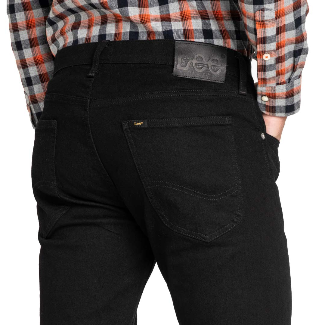 LEE Luke Jeans Tapered Slim - Clean Black (L719-HF-AE)