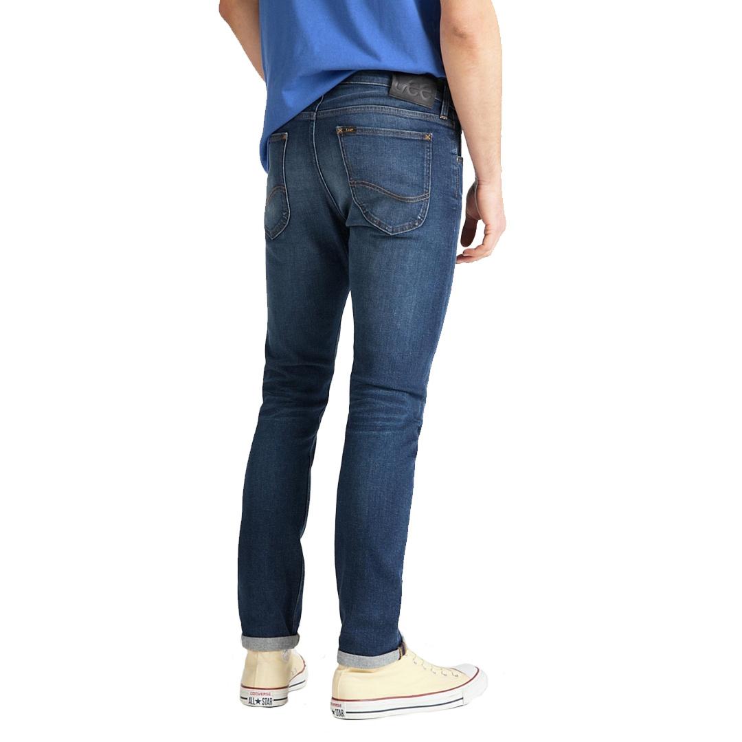 LEE Luke Jeans Men Tapered - Dark Diamond (L719-CV-FT)